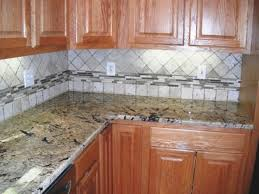 kitchen borders ideas 4x4 travertine with glass border backsplash designs for your with