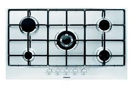 glem piani cottura gt955ix piano cottura 90 cm cottura prodotti glem gas