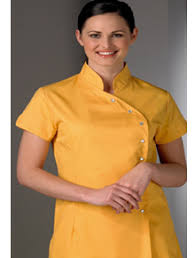 Day Spa Uniforms