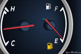 What Does Check Gages Light Mean How Far Can You Drive Your Vehicle On Empty Yourmechanic Advice