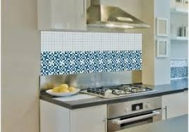 Kitchen Backsplash Decals Tile Decals For Kitchen Backsplash Glass Mosaic Tiles Crystal