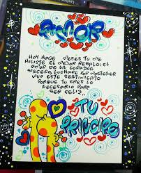imagenes de carteles de amor para mi novia hechos a mano pin de carla en tarjetas pinterest timoteo regalitos y pancartas
