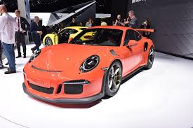 orange porsche 911 gt3 rs 2016 porsche 911 gt3 rs debuts in geneva starts at 176 895