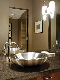 Granite For Bathroom Vanity Choosing Bathroom Countertops Hgtv