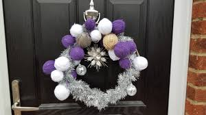 ideas stunning christmas wreath front door for december 25th
