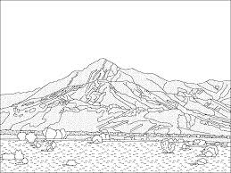 emejing desert coloring pages pictures printable coloring pages