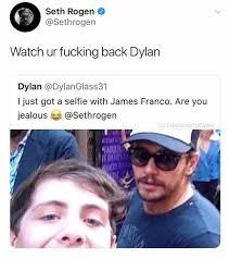 Seth Rogen Meme - dopl3r com memes seth rogen sethrogen watch ur fucking back