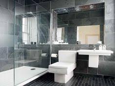 Stylish Bathroom Ideas Bathroom Stylish Bathroom By Duscholux Black Floor Traffic Master