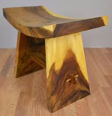chamcha wood saddle stool u2013 r home furniture