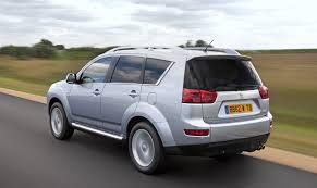 peugeot 4007 hatchback 2007 2012 driving u0026 performance parkers
