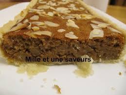 cuisiner la chataigne tarte aux châtaignes fraîches mille et une saveurs dans ma cuisine