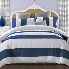 Beautiful Duvet Covers Stylish Pink Navy Blue Damask Duvet Cover Cotton Sateen Material