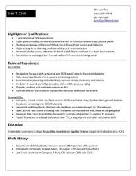 examples of resumes good that get jobs financial samurai for