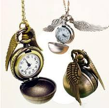 necklace watch images Wholesale harry potter golden snitch necklace pocket watch harry jpg