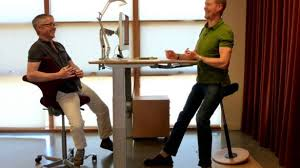adjustable desks for standing and sitting amazing study finds that standing desks may improve workers