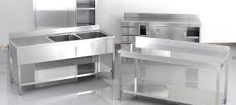mobilier de cuisine professionnel de cuisine professionnel 6 avec mat riel inox pour votre
