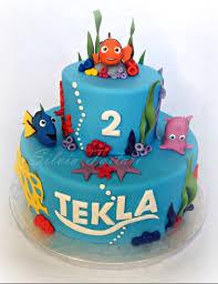 torta nemo e dory dory e nemo cake le mie torte e creazioni in