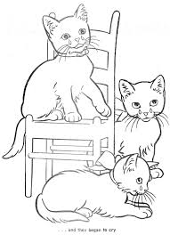 the three little kittens downloads and sketches pinterest