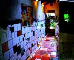 hundertwasser badezimmer 13 best hundertwasser images on architecture mosaic
