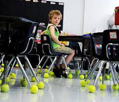 Tennis Balls For Chairs Open Serves Up Racket Reducer Ny Daily News