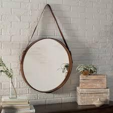 Circle Wall Mirrors Mid Century Modern Mirrors You U0027ll Love Wayfair