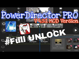 power apk free now enjoy power director pro apk free editor software with