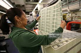 bureau of paper currency is designed and printed at bureau of engraving and