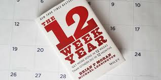 12 week year book the 12 week year how to unlock the power of goal setting