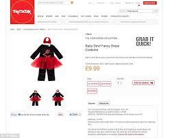 Asda Childrens Halloween Costumes Halloween Baby Costumes Kidscape Warns Parents Copying