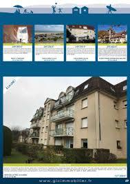 chambre d h e cabourg immo côte de nacre agences du groupement immobilier du calvados