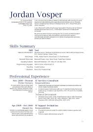 Resume Samples And Templates by Glamorous It Resume Template Haadyaooverbayresort Com Templates