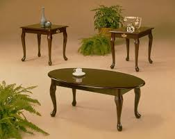 Coffee And End Table Sets Roundhill Furniture