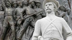 Confederate Flag Black And White New Confederate Monuments Are Going Up Cnn