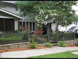 how to choose the right fence southern living