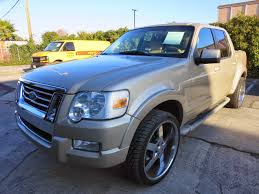 Ford Explorer Old - auto body collision repair car paint in fremont hayward union city