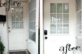 Replace Exterior Door Frame Replace Door Frame How To Replace Front Door Frame A Modern Looks