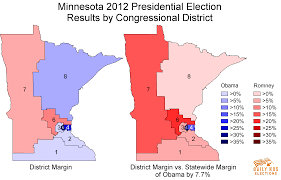 2016 Senate Election Map by Minnesota U0027s 2016 Elections Show Both The Promise And Limits Of