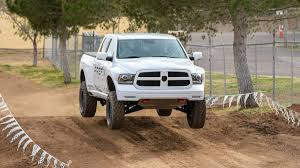 rally truck build ram minotaur off road truck review