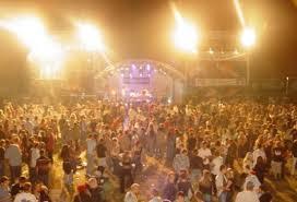 party rock house halloween house disco party shoestring festivities open air sportfest