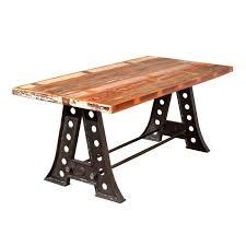 table rectangulaire de cuisine table de cuisine salon séjour rectangulaire pla achat vente