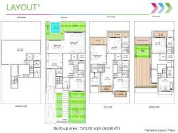 villa floor plans floor plan godrej the suites apartments godrej villas greater