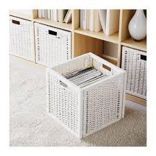 Storage Cabinet With Baskets Branäs Basket Rattan Ikea