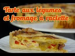hervé cuisine quiche recette facile de la tarte aux légumes et fromage raclette