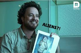 Aliens Meme - we talked to the aliens meme guy for a full 8 minutes and 52 seconds