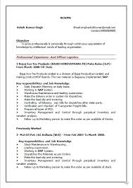 Warehouse Logistics Resume Sample by Resume Blog Co Resume Sample Of B Com Working As Assistant