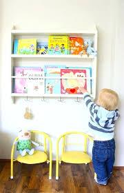Nursery Wall Bookshelf Bookcase Kid And Books Bookshelf Fascinating Ikea Book Rack Ikea