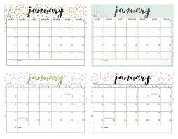 printable calendars free cute free printable calendars onlyagame