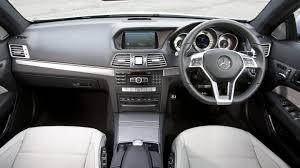 pictures of mercedes e class coupe mercedes e class coupe 2009 2017 interior dashboard satnav