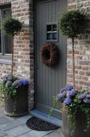 Front Door Planters by 740 Best Container Gardening Images On Pinterest Gardening