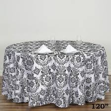 Fitted Round Tablecloth 120